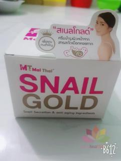 Kem ốc sên MT Mai Thai Snail Gold ảnh 10