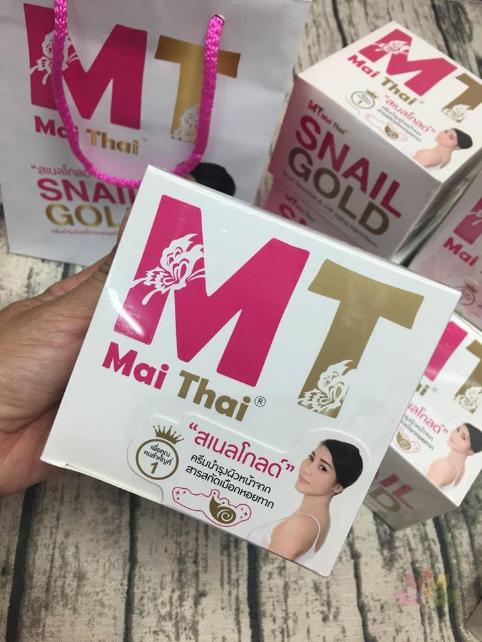 Kem ốc sên MT Mai Thai Snail Gold ảnh 2