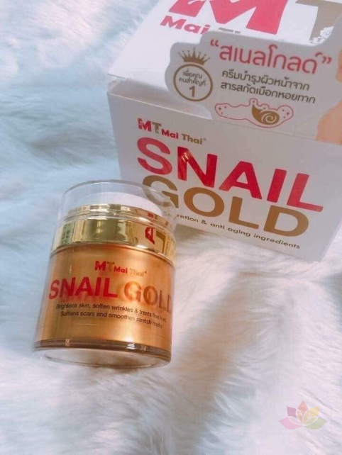 Kem ốc sên MT Mai Thai Snail Gold ảnh 6