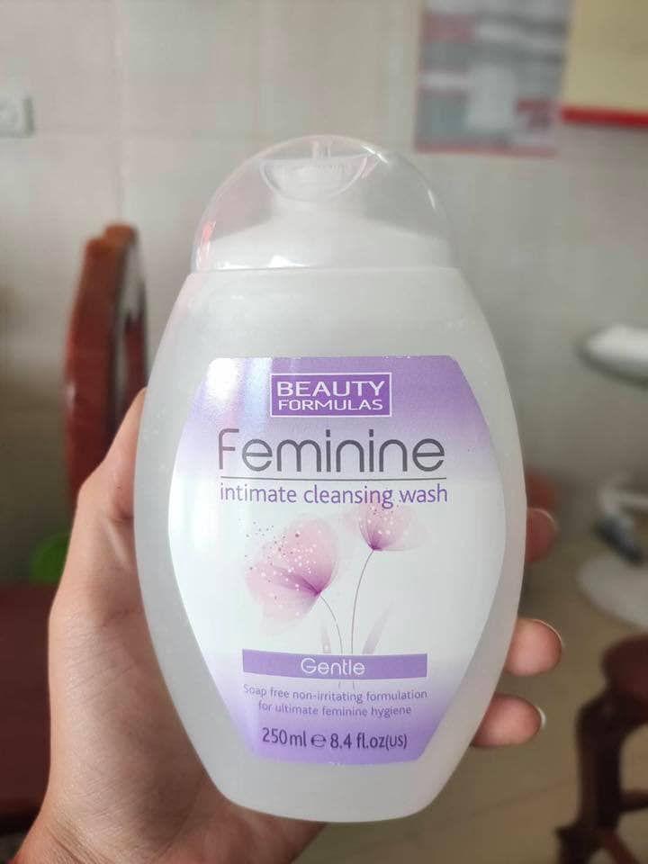 Dung dịch vệ sinh Beauty Formulas Feminine