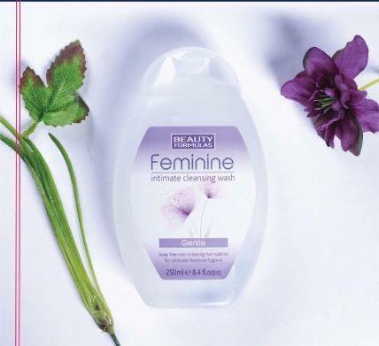 Dung dịch vệ sinh Beauty Formulas Feminine ảnh 2
