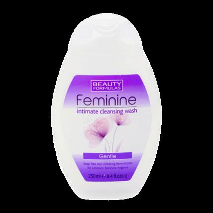 Dung dịch vệ sinh Beauty Formulas Feminine ảnh 1