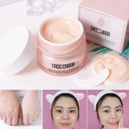 Kem che khuyết điểm TREECHADA Cream makeup snow light ảnh 9