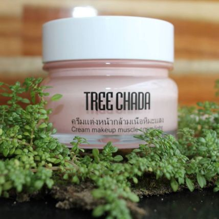 Kem che khuyết điểm TREECHADA Cream makeup snow light ảnh 5