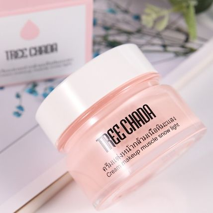Kem che khuyết điểm TREECHADA Cream makeup snow light ảnh 10