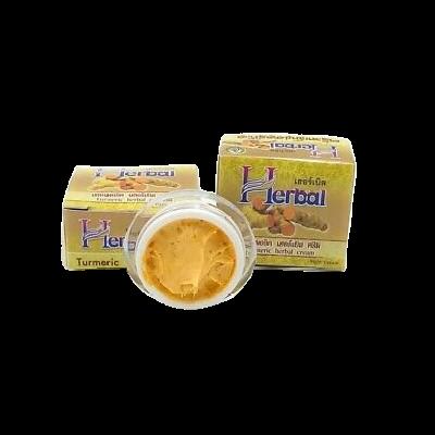Kem nghệ trị thâm mụn dưỡng trắng Herbal Cream ảnh 1