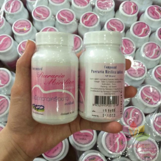 Viên uống nở ngực Pueraria Mirifica Thailand ảnh 4