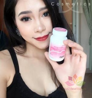 Viên uống nở ngực Pueraria Mirifica Thailand ảnh 10