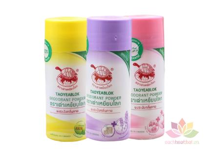 Phấn khử mùi Taoyeablok Deodorant Powder ảnh 1