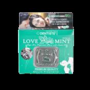 Kẹo phòng the Dentiste Sukkiri Love Mint Hộp nhỏ 20 viên