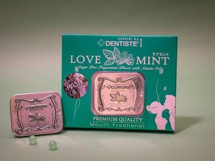 Kẹo phòng the Dentiste Sukkiri Love Mint ảnh 2