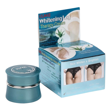 Kem làm trắng mông Isme Whitening LEG Therapy Cream ảnh 1