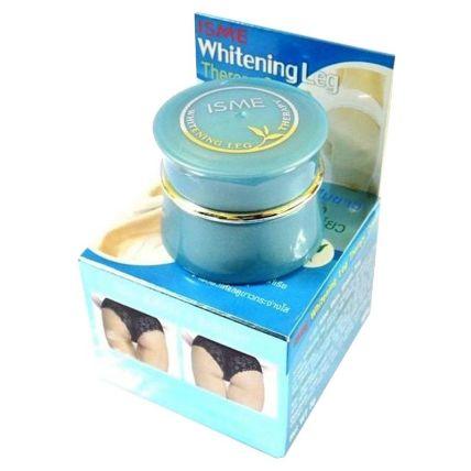 Kem làm trắng mông Isme Whitening LEG Therapy Cream ảnh 8