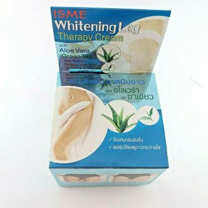 Kem làm trắng mông Isme Whitening LEG Therapy Cream ảnh 10