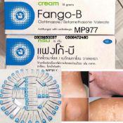 Ảnh sản phẩm Kem trị nấm da và lang ben Fango-B 2