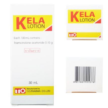 Kela Lotion đặc trị viêm lỗ chân lông ảnh 2