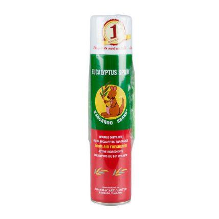 Xịt phòng tinh dầu Kangaroo Eucalyptus Oil Spray ảnh 2