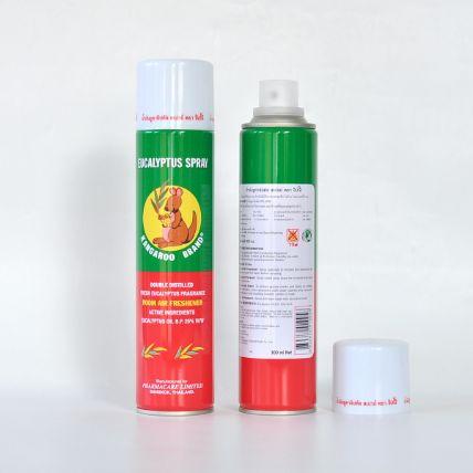 Xịt phòng tinh dầu Kangaroo Eucalyptus Oil Spray ảnh 5