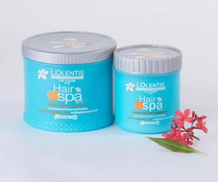 Ủ tóc Lolentis Hair SPA Leelawadee Nano 500 ml ảnh 3