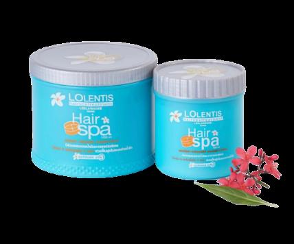 Ủ tóc Lolentis Hair SPA Leelawadee Nano 500 ml ảnh 1