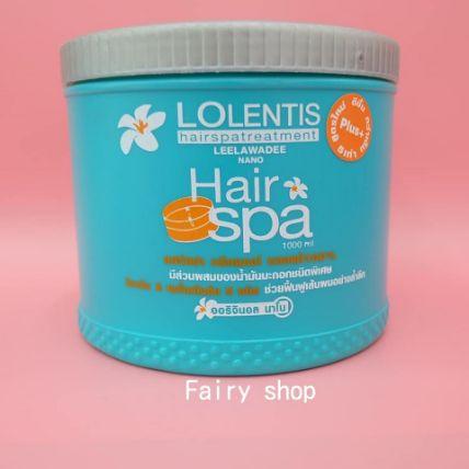 Ủ tóc Lolentis Hair SPA Leelawadee Nano 500 ml ảnh 4