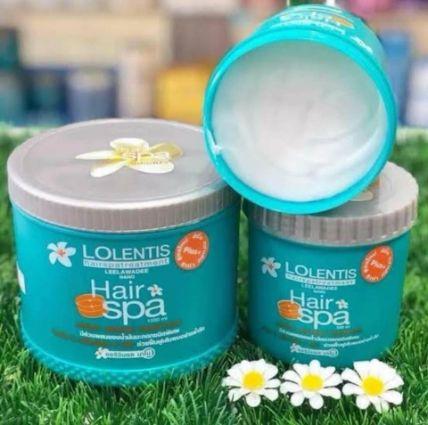 Ủ tóc Lolentis Hair SPA Leelawadee Nano 500 ml ảnh 9